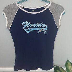 {ENVOY} Florida U.S.A. Muscle Tee